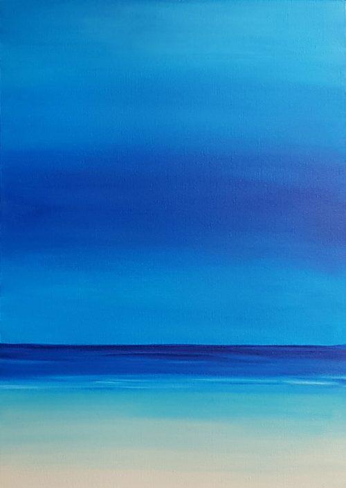 Das Blau